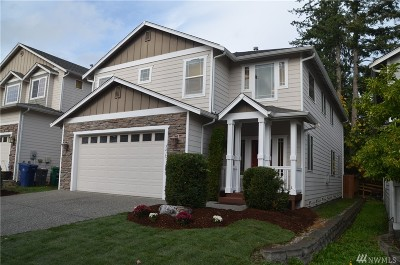 Everett Single Family Home For Sale: 3417 125th Place SE
