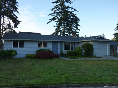 Single Family Home For Sale: 9311 3rd Place SE