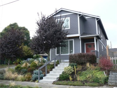 Seattle Single Family Home For Sale: 7941 50th Ave S