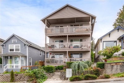 Everett Condo/Townhouse For Sale: 2929 Federal Ave #A