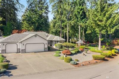 Olympia Single Family Home For Sale: 3129 Bonanza Ct NE