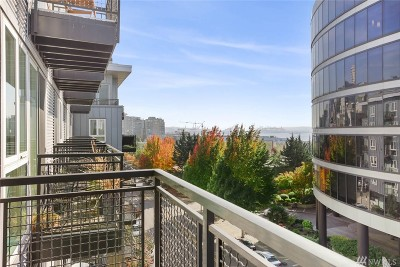 Seattle Condo/Townhouse For Sale: 3104 Western Ave #517