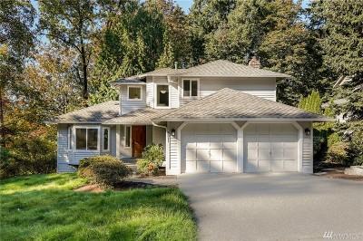 Redmond Single Family Home For Sale: 8511 170th Ct NE