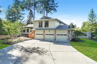 Lacey Single Family Home For Sale: 6401 Madera Ct SE