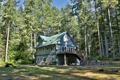 Clinton Single Family Home For Sale: 3872 Log Cabin Rd
