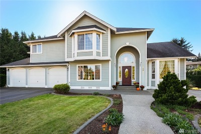 Monroe WA Single Family Home For Sale: $625,000