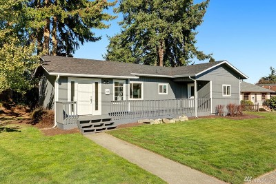 Tacoma Single Family Home For Sale: 4215 N 12th St
