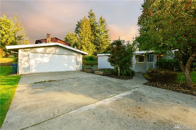 Bothell Single Family Home For Sale: 20206 100th Ave NE