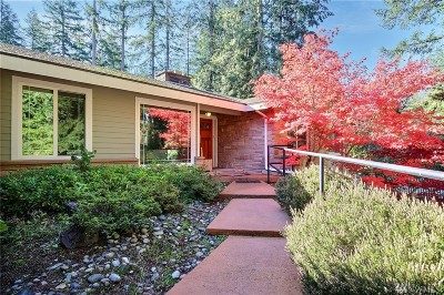 Sammamish Single Family Home For Sale: 3055 238th Ave SE