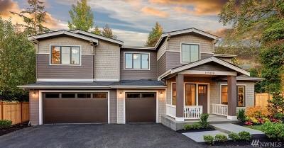 Kirkland Single Family Home For Sale: 11509 NE 100th St