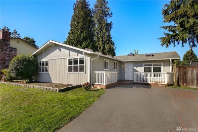 Federal Way Single Family Home For Sale: 33507 35th Ave SW