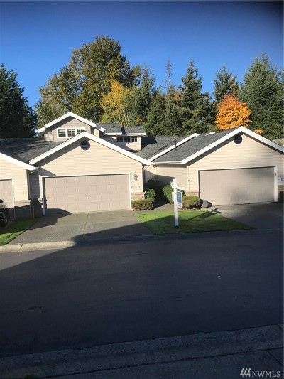 Lynnwood Condo/Townhouse For Sale: 16910 River Rock Drive Dr