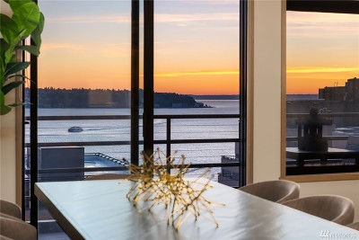 Seattle Condo/Townhouse For Sale: 2021 1st Ave #F6