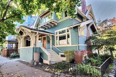 King County Single Family Home For Sale: 233 Boylston Ave E