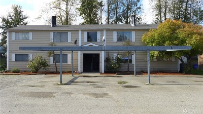 Tacoma Multi Family Home For Sale: 804 74th St E #1 - 4
