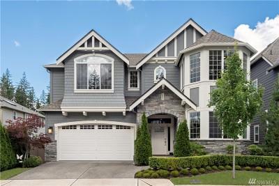 Redmond Single Family Home For Sale: 9784 241st Terr NE