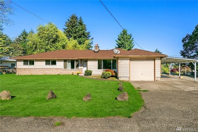 SeaTac Single Family Home For Sale: 19055 47th Ave S