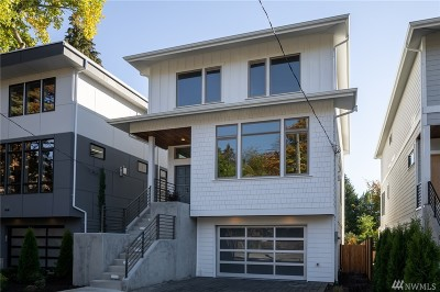 Seattle Single Family Home For Sale: 4037 NE 58th St