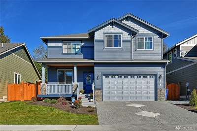 Snohomish County Single Family Home For Sale: 6613 278th St NW