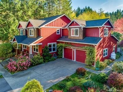 Bainbridge Island Single Family Home For Sale: 11535 Gray Lane NE