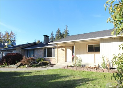 Lacey Single Family Home For Sale: 4200 Stikes Dr SE