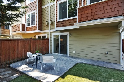 Seattle Single Family Home For Sale: 8836 Midvale Ave N #B