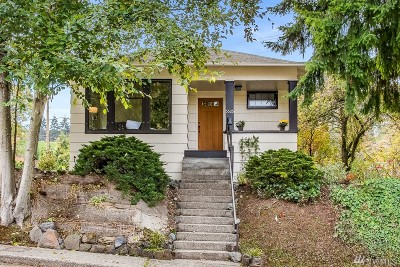 Seattle Single Family Home For Sale: 5525 S Norfolk St