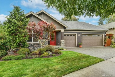 Redmond Single Family Home For Sale: 23760 NE Salal Place