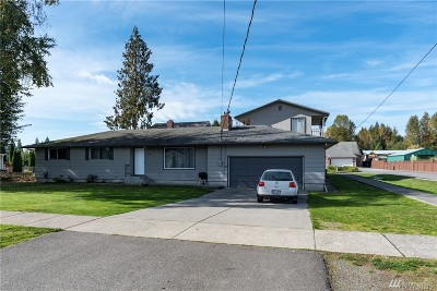 Sedro Woolley Single Family Home For Sale: 320 N Central Ave