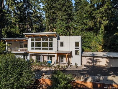 Single Family Home For Sale: 1840 100th Ave SE