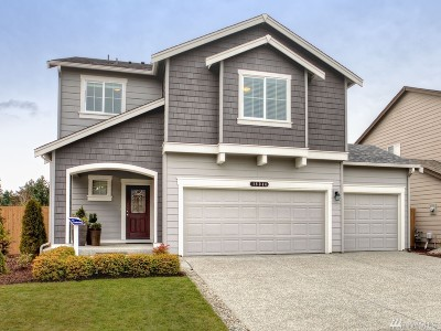 Puyallup Single Family Home For Sale: 10541 191st St Ct E #89