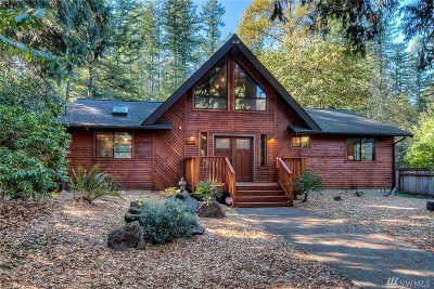 Single Family Home For Sale: 24353 252nd Ave SE