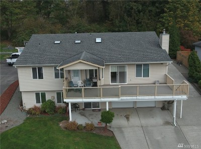 Skagit County Single Family Home For Sale: 24153 Walker Valley Rd