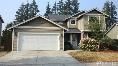 Thurston County Rental For Rent: 15776 Yelm Terra Wy SE