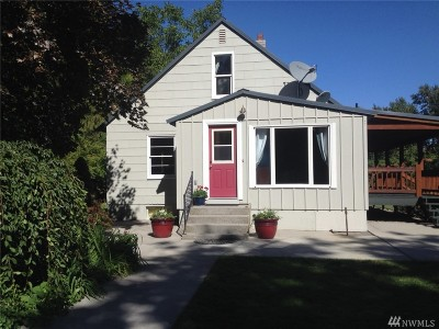 Single Family Home For Sale: 1361 Mission Creek Rd