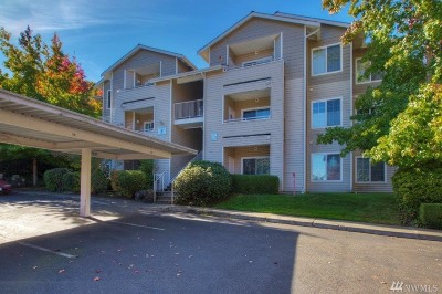 King County Condo/Townhouse For Sale: 801 Rainier Ave N #F-332