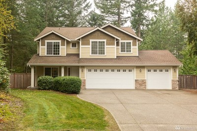 Gig Harbor Single Family Home For Sale: 3304 77th Ave NW
