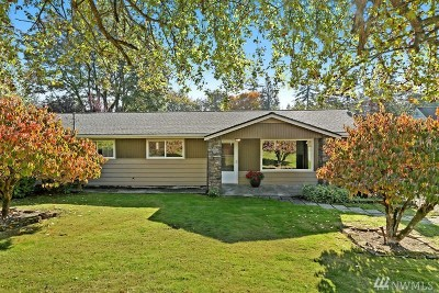 Snohomish County Single Family Home For Sale: 8130 S Lake Stevens Rd
