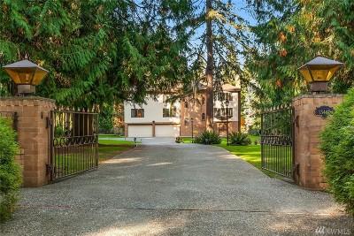 Bellevue Single Family Home For Sale: 13440 NE 40th St