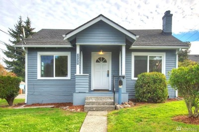 Tacoma Single Family Home For Sale: 3529 E Roosevelt Ave