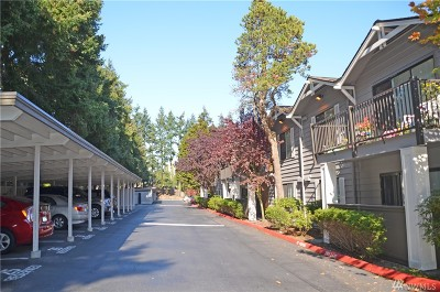 Edmonds Condo/Townhouse For Sale: 8021 234th St SW #207