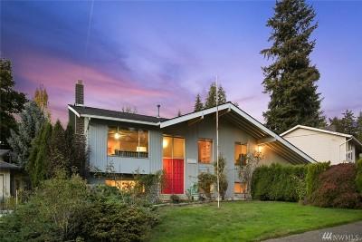 Bellevue WA Single Family Home For Sale: $850,000