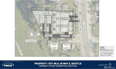 Seattle Residential Lots & Land For Sale: 7971 Martin Luther King Jr Wy S