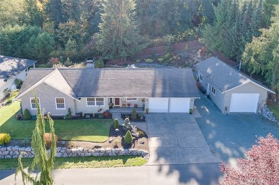 Island County Single Family Home Pending Inspection: 1012 Joanna Lane