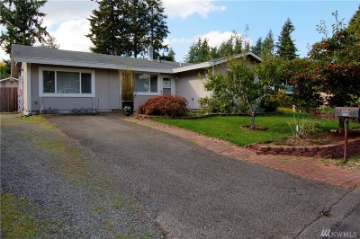 Puyallup Single Family Home For Sale: 2718 Forest Ridge Ct N