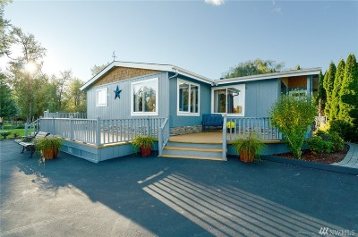 Single Family Home For Sale: 6105 Ocean Beach Hwy