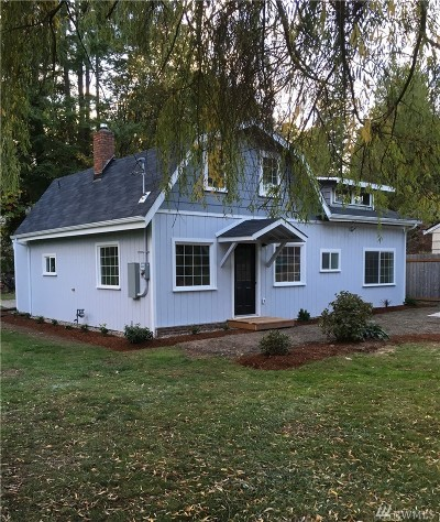 Port Orchard Single Family Home For Sale: 1224 West Ave