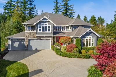 Snoqualmie Single Family Home For Sale: 7411 Snowberry Ave SE