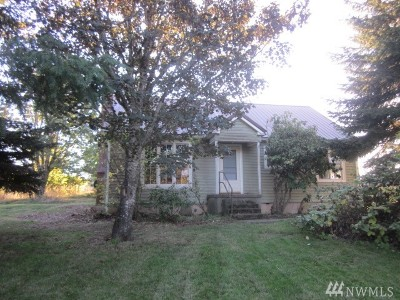 Chehalis Single Family Home For Sale: 1164 Highway 603