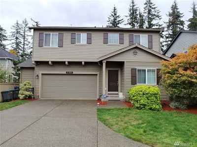 Maple Valley Single Family Home For Sale: 21369 SE 275th Ct